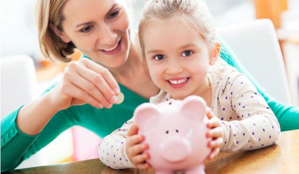 共済は子育て期の家計やりくりの味方