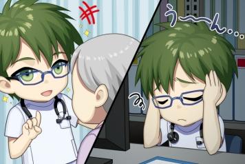 看護師はやりがいのある仕事!でも頑張りすぎると無気力に・・・